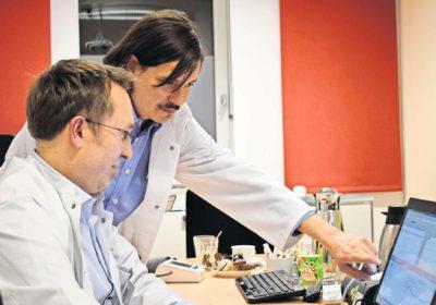 Dr. Schulz und Dr. Neumann